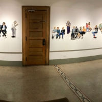 Exhibition shown at the Everhart Museum in Scranton, Pa