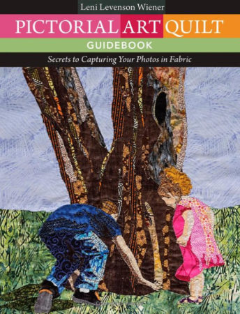 Pictorial Art Quilt Guidebook
