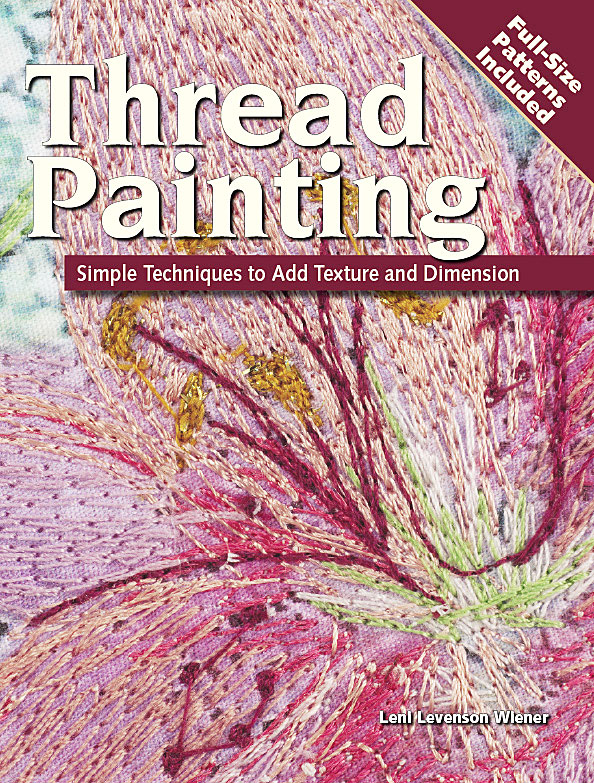 Thread Painting, by Leni Wiener
